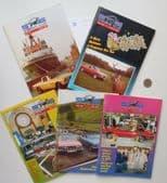 5 Stag Owners Club magazines 1996/7 classic Triumph car bundle D vintage 1990s